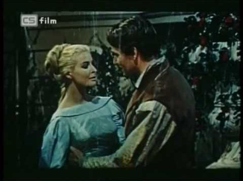Rusalka Czech Movie 1962