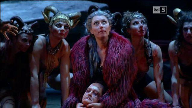 The Bassarids Rome 2015