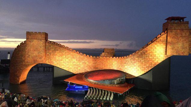 Turandot Bregenz 2015