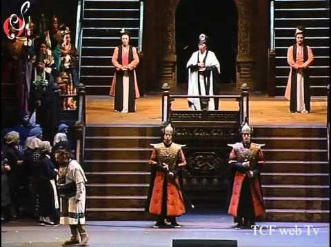 Turandot Genoa 2012 Casolla Devia