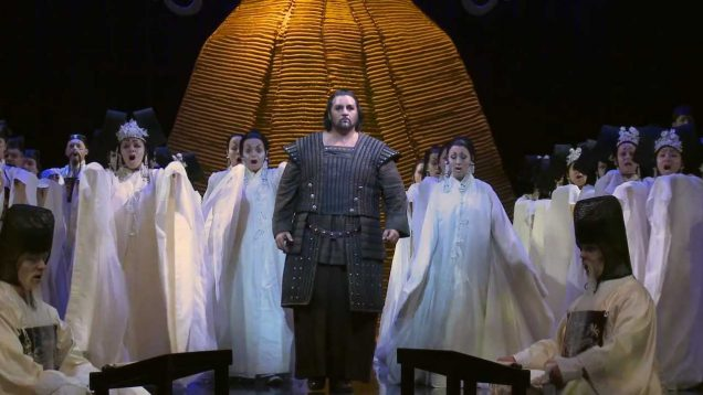 <span>FULL </span>Turandot Melbourne 2012