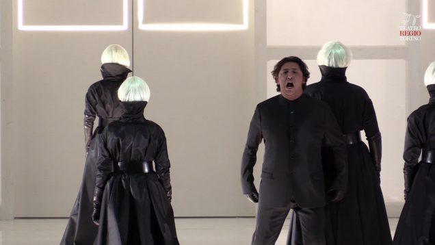 Turandot turin 2018