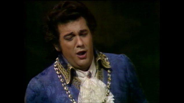 Un ballo in maschera London 1975 Ricciarelli Cappuccilli Domingo