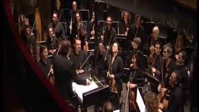 Aida Barcelona 2007 Alagna Carosi