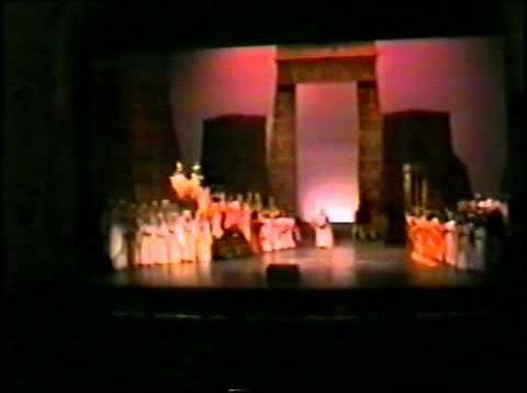 Aida Bucharest 2003  Roxana Briban Nastase Dragusin Martinoiu