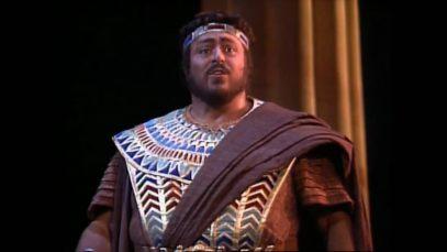 Aida San Francisco 1981 Pavarotti Price Estes Rydl