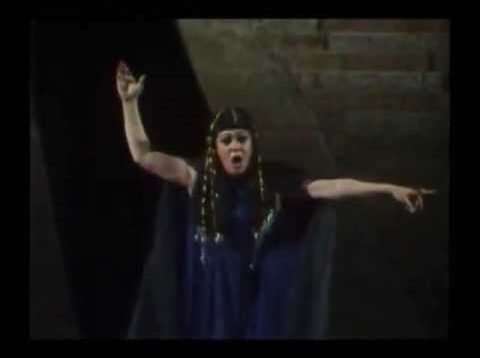 Aida Verona 1981 Chiara Cossotto Martinucci