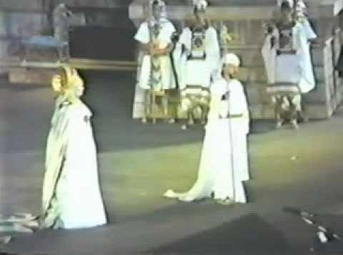 Aida Verona 1989 Millo Bonisolli