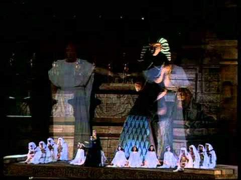 Aida Verona 1992 Chiara Zajick Johansson Pons