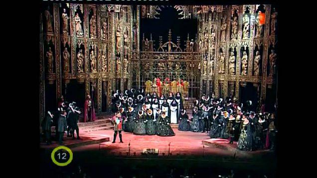 <span>FULL </span>Don Carlo Budapest 2001 Tokody Polgar Kelen Miller Komlosi
