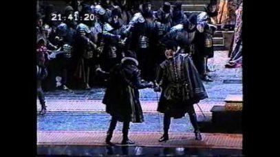 Don Carlo Madrid 2001 Lima Hvorostovsky Fantini Scandiuzzi Markella