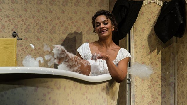 Don Pasquale Glyndebourne 2013 de Niese Corbelli