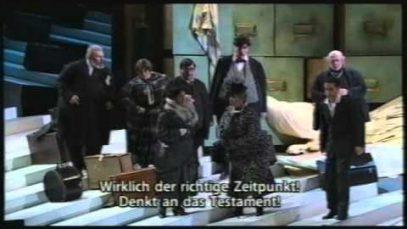 Gianni Schicchi Vienna 2000 Nucci Florez Kirchschlager