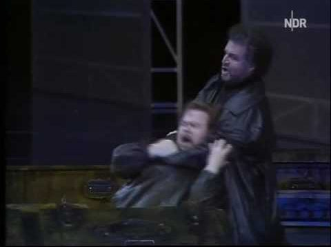 Il Tabarro Hamburg 1996 Grundheber Daniels Margison