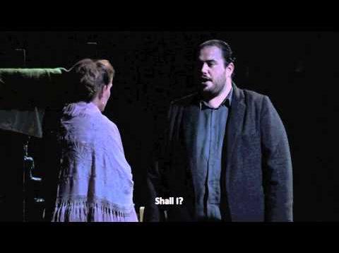 La Boheme Amarillo Opera 2011 Newton Barry