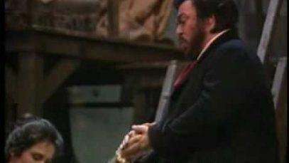 La Boheme Beijing 1986 Pavarotti D'Amico Servile Renee