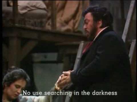 <span>FULL </span>La Boheme Beijing 1986 Pavarotti D'Amico Servile Renee