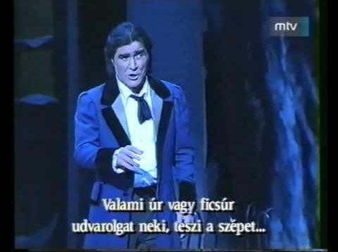 <span>FULL </span>La Boheme Budapest 2003 Kelen Tokody Lukacs