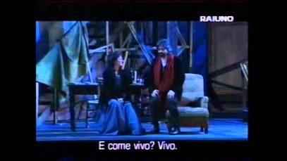 <span>FULL </span>La Boheme Cagliari 1998 Bocelli Dessi Ciofi Schrott
