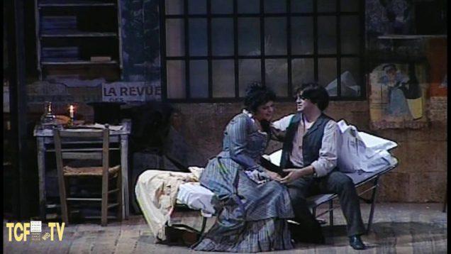 La Boheme Genoa 2015 Cedolins Rancatore Caimi
