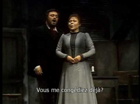 <span>FULL </span>La Boheme Met 1977 Pavarotti Scotti Wixell Levine