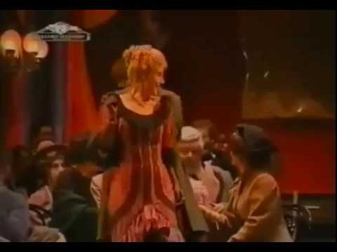 La Boheme Palermo 1996 Focile Mazzucato Ballo
