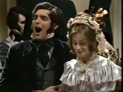 La Boheme TV Movie Australia 1975 Richardson Parker