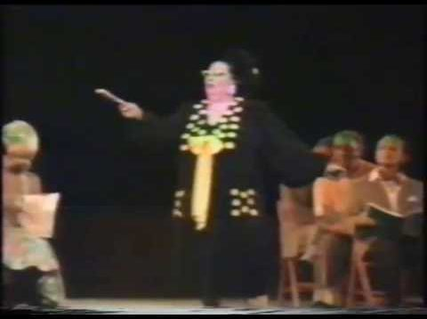 <span>FULL </span>Le convenienze ed inconvenienze teatrali Perelada 1990 Montserrat Caballé, Pons, Rey, Chausson; Collado