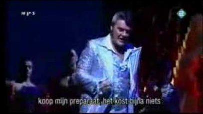 L'elisir d'amore Amsterdam 2002 Terfel Anselm Aronica Kwiecien