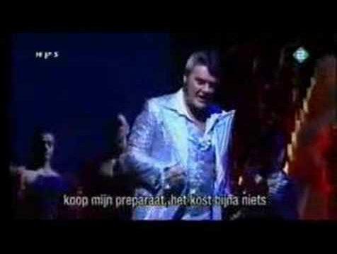 <span>FULL </span>L'elisir d'amore Amsterdam 2002 Terfel Anselm Aronica Kwiecien