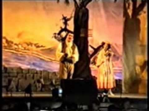 L'elisir d'amore Carbonia 1988 Potzolu Sica Gatti Mariotti