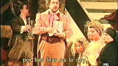 <span>FULL </span>L'elisir d'amore Madrid 1998 Bros Blancas Corbelli