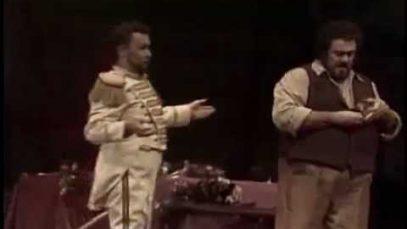 L'elisir d'amore Met 1981 Pavarotti Blegen
