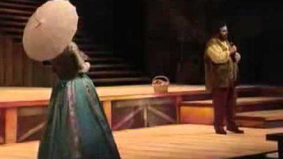 L'elisir d'amore Met 1992 Pavarotti Battle