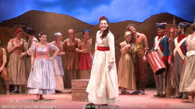 <span>FULL </span>L'elisir d'amore Montreal 2016 Opera McGill Hansen Racine