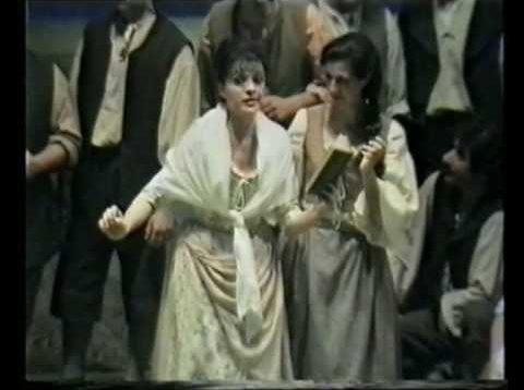 L'elisir d'amore Rovigo 1990 Canonici Devinu Antoniozzi Pratico