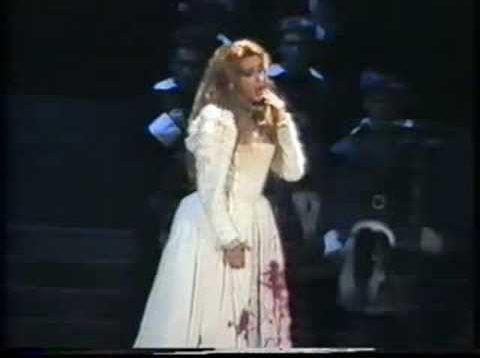 Lucia di Lammermoor Rieti 1987 Bonfadelli di Segni Gandolfi