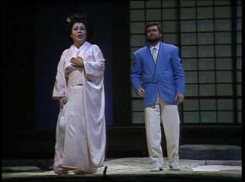 Madama Butterfly Milan 1986 Maazel Hayashi Kim Dvorsky Zancanaro