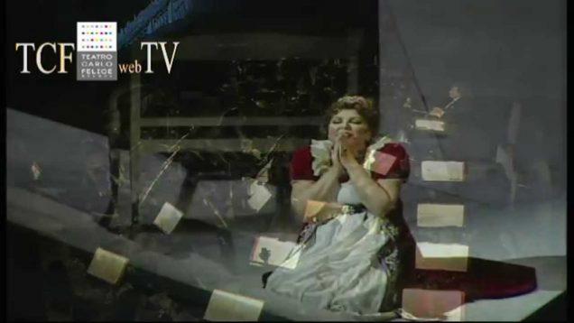 Tosca Genova 2014 Guleghina Alvarez Aronica