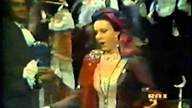 Adriana Lecouvreur Verona 1979 Kabaivanska Tagliavini Jankovich