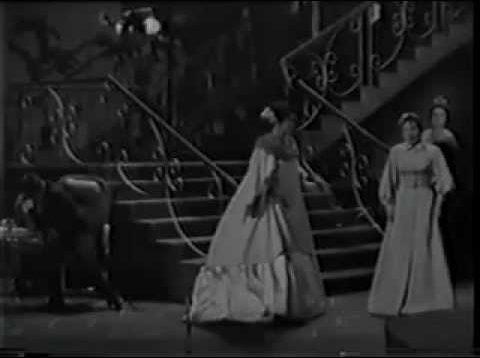 Arabella Munich 1963 Della Casa Fischer-Dieskau Rothenberger