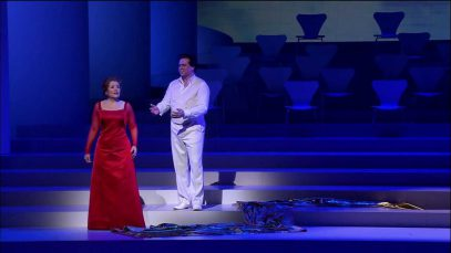 Ariadne auf Naxos Baden-Baden 2012 Thielemann Fleming Koch Archibald Kollo Dean Smith