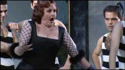 <span>FULL </span>Ariadne auf Naxos Barcelona 2002 Gruberova Dean Smith Pieczonka Brendel