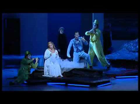 Ariadne auf Naxos Dresden 1999 Anthony Martinez Villars Colin Davis