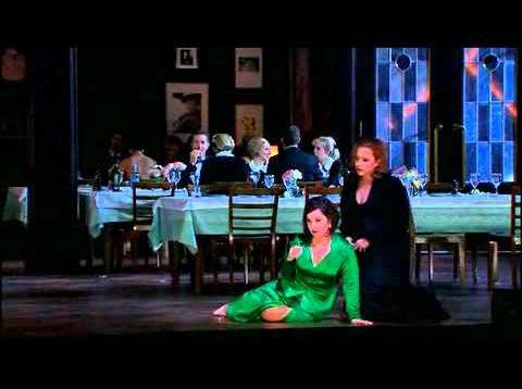 Ariadne auf Naxos Zürich 2006 Magee Mosuc Pereira Volle Sacca Breedt