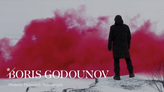 Boris Godunov Paris 2018 Jurowski Abdrazakov Nikitin Anger