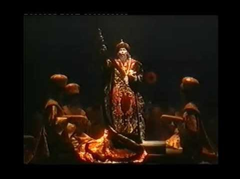 Boris Godunov Rome 1999 Furlanetto