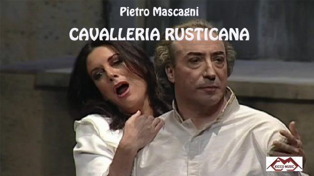 Cavalleria rusticana Foggia 2003 Monti de Palma Buda