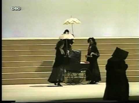 Cavalleria rusticana Parma 1997 Lando Bartolini