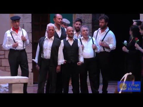 <span>FULL </span>Cavalleria rusticana Rome 2015 Flores Villari